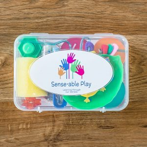 Senseable Play Baby Stimulation Fine Motor Skills Development