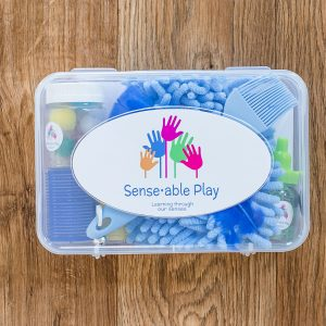 Senseable Play Baby Stimulation Box for Child Development