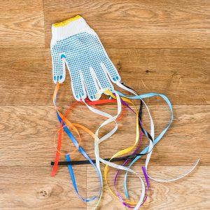 Senseable Play Baby Stimulation Ribbon Glove