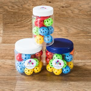 Senseable Play Baby Stimulation Fine Motor Skills Development Threading Balls