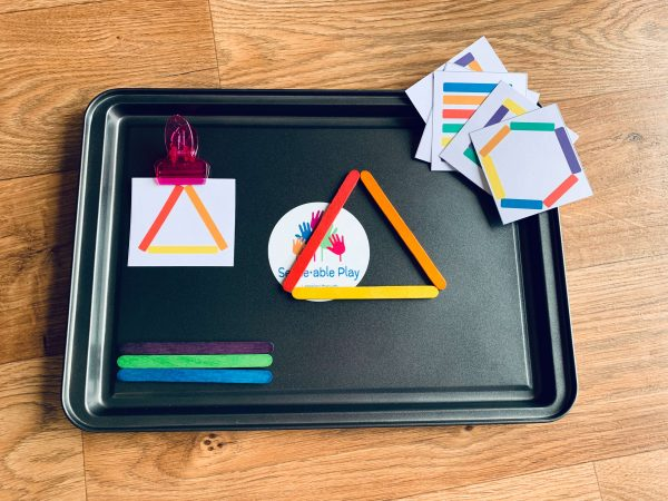Senseable Play Travel Kit