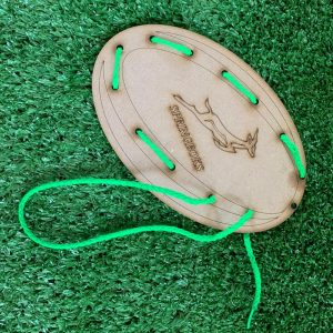 Senseable Play Rugby Threading Ball